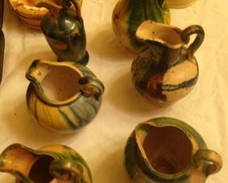 Miniature pitchers