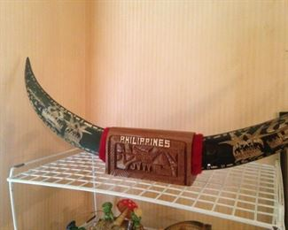 """""""Horns"""" from the Philippines"""