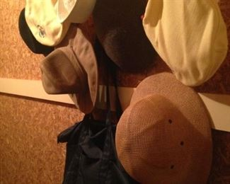Hat selections