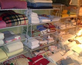 More linens