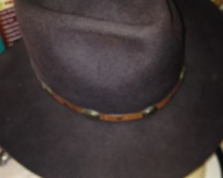 Man's hat from the Broken Hill Collection