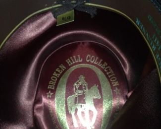 Broken Hill Collection hat
