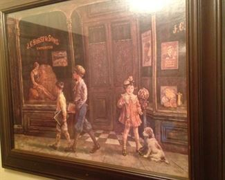"""J.C. Hurst & Sons Emporium"" by Lee Dubin"