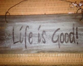 """""""Life is good!"""" (especially in AMERICA!!)"""