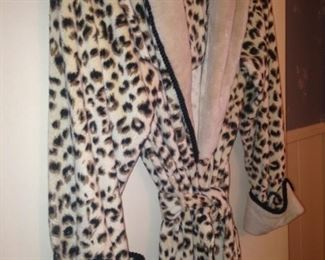 Comfortable robe