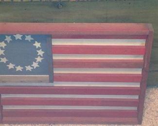 13 star flag art