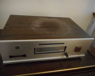 Columbia 8 Track Player