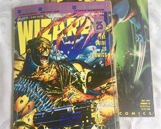 Wizard Comics
