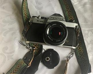 Pentax K1000 Camera