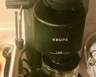 Krups Espresso Macine