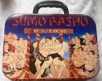Sumo Lunch box