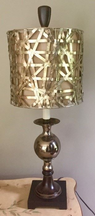 Lamp, two available