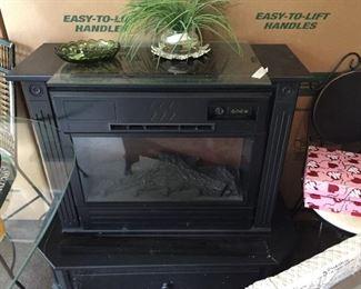 Fireplace $95