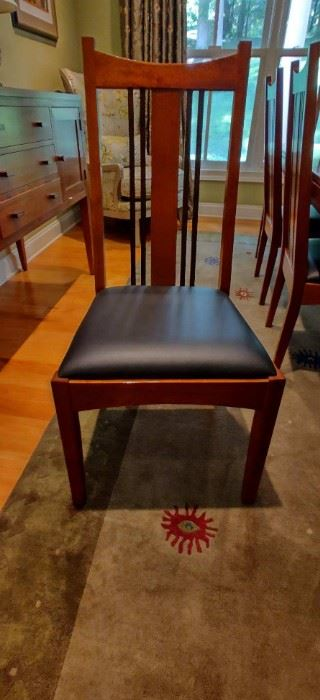 Stickley dining chair