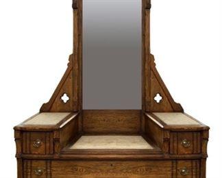Eastlake Victorian Dresser