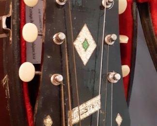 Vintage 1930's Slingerland Guitar Regal Made