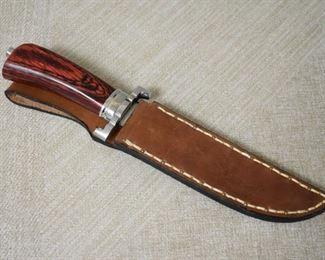 "11"" Fixed Blade Knife"