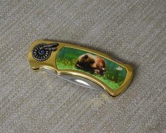 Kodiak Commemorative Folding Knife