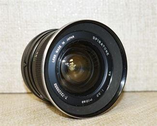 Spiratone Camera Lense