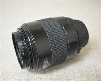 Quantaray Camera Lense