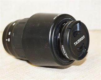 Tamron Camera Lense