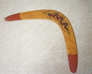 """17"""" Boomerang"""