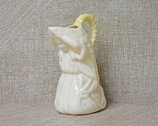 Belleek Kneeling Angel Carafe