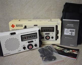 American Red Cross Crank Radio