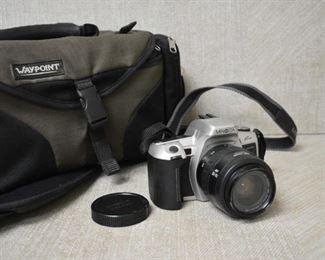 Minolta XT Camera