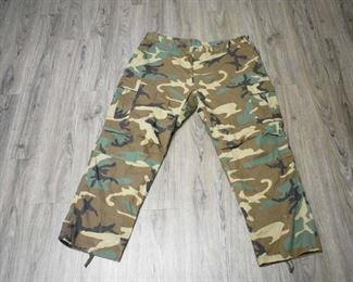 Army BDU Pants  XXX Large Regular