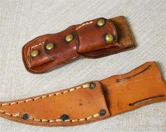 Leather Sheaths