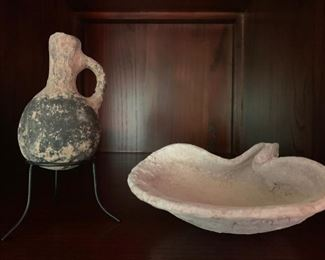 Artifacts and Antiquities