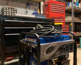 Westinghouse 7000w Electric Start Generator