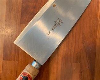 Three Sheep Brand, Fushan Knife