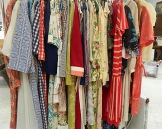 Vintage clothing from the 1950 & 1960's