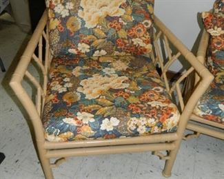 Vintage Meadowcraft patio set - rare and excellent condition