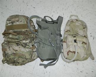 More military backpacks