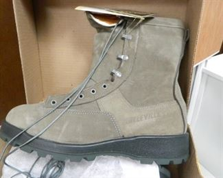 Belleville Cold weather boots
