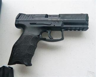 H & K 9mm