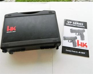 Heckler & Koch VP Series 9 mm