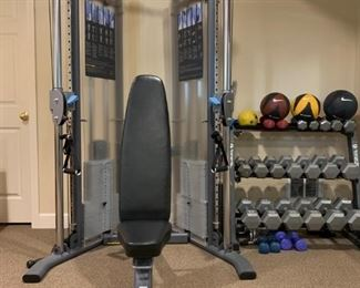 Precor S3.23 Weight Trainer