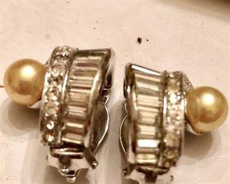 Kramer earrings so swank