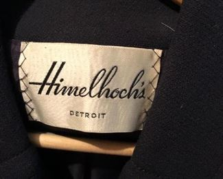 Himelhochs was too rich for my blood as a young girl—