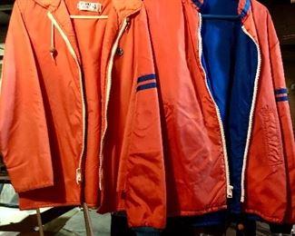 Nautical float coats