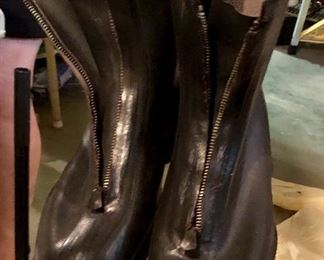 Real galoshes! Have nt seen these in years—