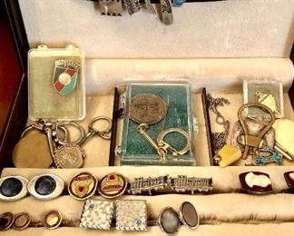 Gents jewelry