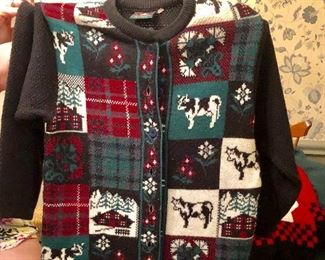 Ugly sweater contest t anyone?