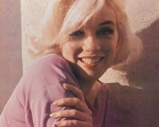 """George Barris (1928-2016). Group of seven prints of photographs of Marilyn Monroe, including """"Marilyn Monroe, Malibu, 1962,"""" """"All of Me,"""" """"Feelin' the Surf, Santa Monica Beach-1962,"""" """"Marilyn, 'The Warm Up,' 1962,"""" """"Marilyn, 'Chilly Wind,' 1962,"""" """"Always Yours,"""" and """"Ethereal Pleasure."""" All pencil signed along the lower right and inscribed A.P. along the lower left. All titled in the plate along the lower center and with a copyright from Weston Edition Ltd. along the lower left, with dates from 1980-1982.  SKU: 01905 Follow us on Instagram: @revereauctions"""