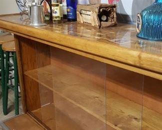 Unique Bar with storage