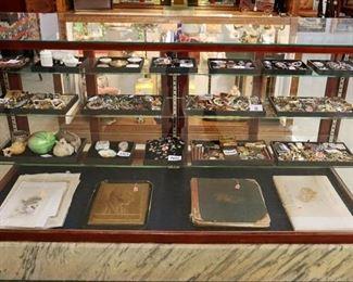 Jewelry & Silver, Scapbooks & Catalogs
